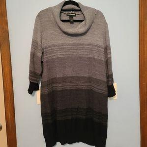 Lane Bryant long sweater